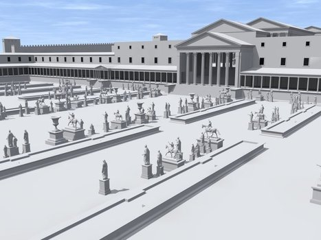 Investigadores de la URV recrean la antigua Tarraco en Google Earth   Arqueología romana en Hispania   Scoop.it