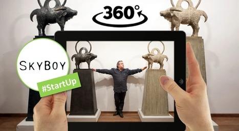 #Startups : Sky-Boy mèle technologie et émotions avec la Réalité Superposée   E-tourisme et communication   Scoop.it