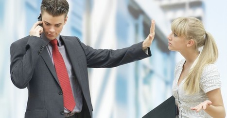 Is rudeness in the workplace contagious? | Psychology, Health and Happiness | Scoop.it