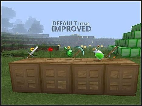 Default Textures Improved Resource Pack for Minecraft 1.6.4 - Texture Pack | Minecraft Resource Packs | Scoop.it
