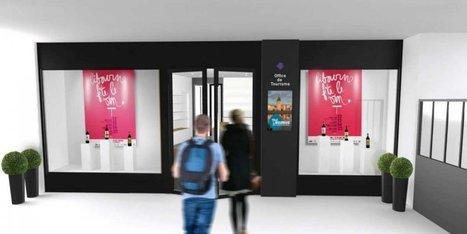 Libourne : quatre mois de chantier pour agrandir et moderniser l'office de tourisme | L'office de tourisme du futur | Scoop.it