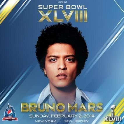 Super Bowl Halftime Show Headliners Who Would Do Better Than Bruno Mars | Música! | Scoop.it