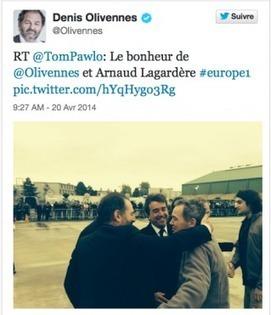 Retour otages : le JDD cadre les dirigeants de Lagardère - Arrêt sur images   Groupe Lagardère   Scoop.it