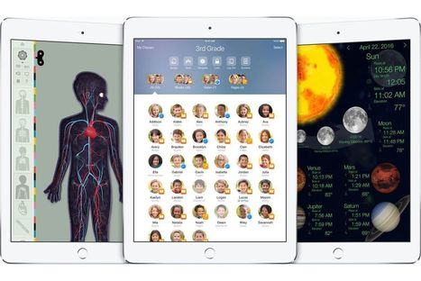 Apple is upgrading iOS for education in a major way | iPads and Tablets in Education | Scoop.it