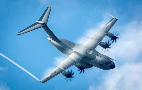 Software Bug May Have Caused Airbus A400M Atlas Crash | Military Aviation & Technology | Scoop.it