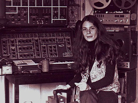 Laurie Spiegel: Artist You Should Know | KCRW Music Blog | Shimer College alumni | Scoop.it