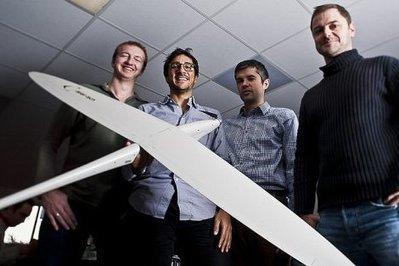 Toulouse. Le constructeur de drone Delair-Tech lève 13 millions d'euros | Toulouse Actualités | Scoop.it