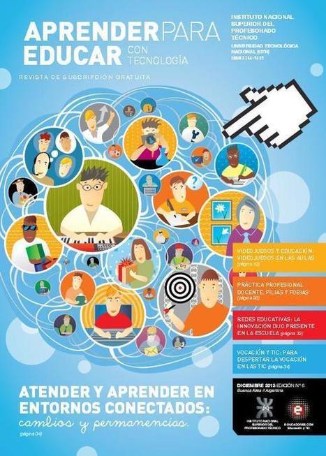Aprender en Entornos Conectados | Presentación | Experiencias educativas en las aulas del siglo XXI | Scoop.it