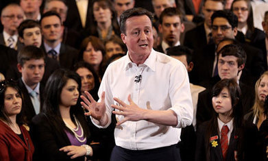 Generation Y: why young voters are backing the Conservatives   Brain, Culture + Behaviour   Scoop.it