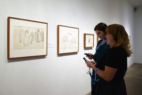 [ARTICLE CLIC] Le Warhol Museum lance un nouveau guide audio pour mieux impliquer les visiteurs non et mal-voyants | Clic France | Scoop.it