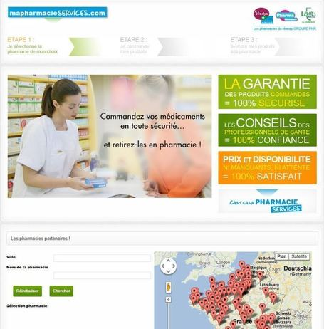 La Pharma découvre le web2store | Web-to-Store | Scoop.it