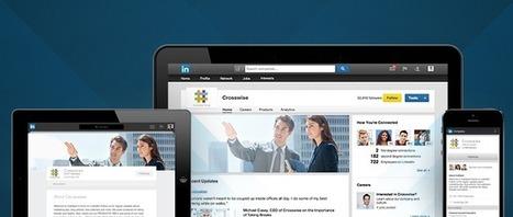 Come aggiornare la pagina aziendale su LinkedIn per avere più follower e interazioni   Comunicazione e Informatica   Scoop.it