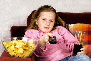Junk Food, TV-Watching Linked Among Teens | MyHealthNewsDaily.com | Education-Caitlin | Scoop.it