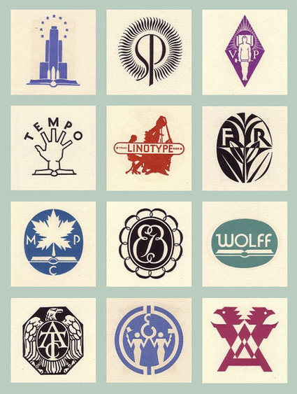 Rare & Beautiful: The Man Who Designed 500 Logos | Identité visuelle | Scoop.it