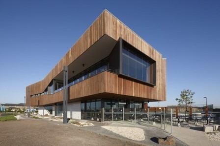 Saltwater Coast Lifestyle Centre / NH Architecture | sustainable architecture | Scoop.it