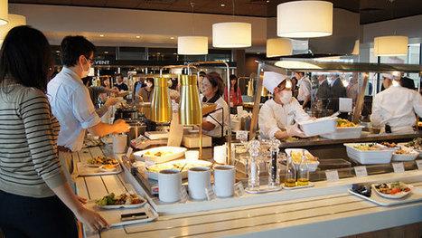日本ヒューレット・パッカードのすごすぎる社員食堂で「社 ... - ライフハッカー | 1KB's topics | Scoop.it