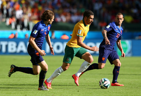 Leckie stunned by Australia's World Cup showing | Sportal Australia | Socceroos | Scoop.it