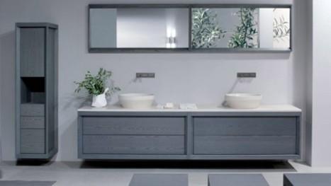 Contemporary Bathroom Interior by GD Cucine | yourhomyhome.com | Modern Home Design | Scoop.it