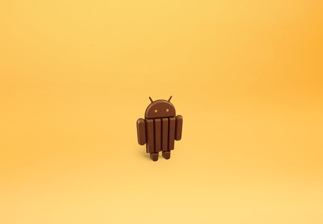Kit Kat Will be Android 4.4, Not Android 5.0 – Download the Official Wallpaper - Droid Life | Android Apk Sharing | Scoop.it