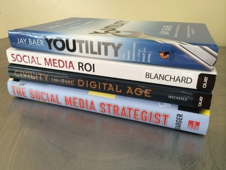 Five Social Media Business Books to Read this Summer | Crisis Communications | Scoop.it