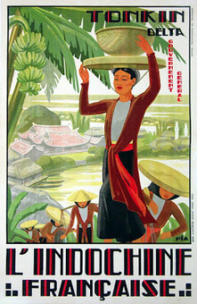 Pictures and ads from the old Vietnam. Scriblets: L'Indochine Française | Tin ruồi | Scoop.it