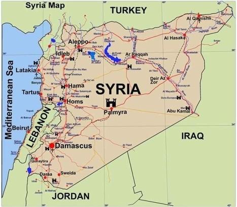 L'occidente bombarda i soldati siriani? – l'Opinione Pubblica   La Grande Guerra (la III^)   Scoop.it