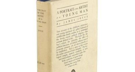 Mixed results for first editions of James Joyce's Ulysses - Portrait of the Artist goes for £40,000 and Poems by WB Yeats sells for £9,000 | The Irish Literary Times | Scoop.it