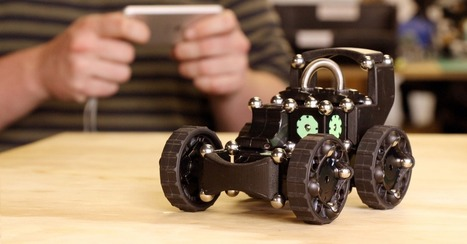 Build Any Robot You Want, No Programming Required | 21st Century Innovative Technologies and Developments as also discoveries, curiosity ( insolite)... | Scoop.it
