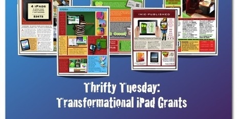 Loads of Sample iPad Grants and Tips!   iPad Lessons   Scoop.it