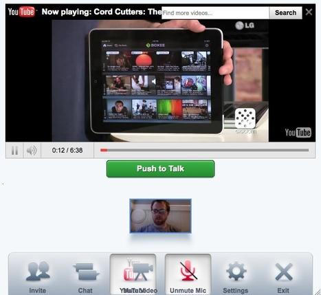 YouTube Hangouts: Google+'s secret weapon against Facebook ... | Business Wales - Socially Speaking | Scoop.it
