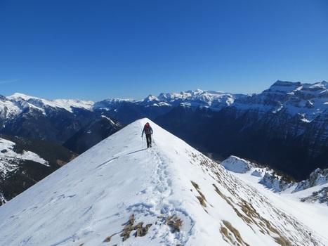 Sortie sur le Comodoto (2354 m) - André Gomez | Vallée d'Aure - Pyrénées | Scoop.it