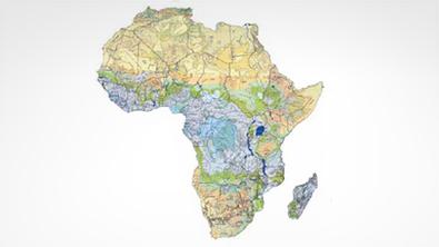 Une carte hydrogéologique de l'Afrique - BRGM | Chronique d'un pays où il ne se passe rien... ou presque ! | Scoop.it
