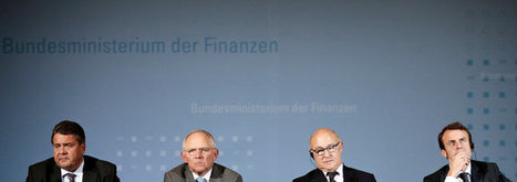 Unity on Eurozone Growth Eludes Germany and France - New York Times | ECON 4 | Scoop.it