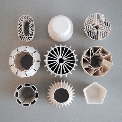3-D Printers Offer New Frontier for Artists | Digital Design and Manufacturing | Scoop.it