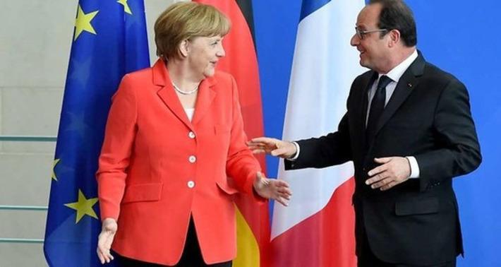 Merkel et Hollande affichent leurs ambitions communes sur le climat | Océan et climat, un équilibre nécessaire | Scoop.it