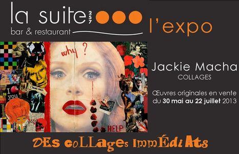 Magnifique exposition de Jackie Macha à La Suite 257 - #Pyla-sur-Mer | Le Bassin d'Arcachon | Scoop.it