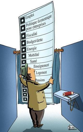 Elections: les 10 grands enjeux | Elections régionales belges 2014 | Scoop.it