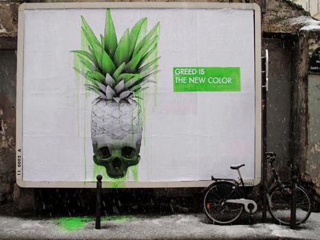 unurth | street art | Art, Design & Technology | Scoop.it