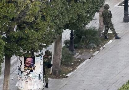 Tunisia : Gunbattles, food shortages temper joy: Times Argus Online | Coveting Freedom | Scoop.it