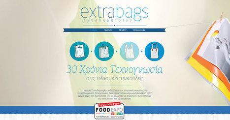 Πλαστικές Σακούλες & Πλαστικές Τσάντες – Extra Bags | Customer Works | Scoop.it