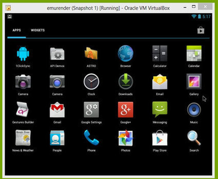 Best 5 Android Emulators for PC Download-Windows 7/Xp/8.1 | Latest Android and Iphone PC Downloads | Scoop.it