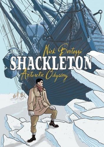 Shackleton Comic Brings Antarctica's Heroic Age of Exploration to Life | Antarctica | Scoop.it