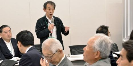 """Au Japon, le """"Corps des vétérans"""" se propose  de remplacer les jeunes salariés en poste à Fukushima   LeMonde.fr   Japon : séisme, tsunami & conséquences   Scoop.it"""