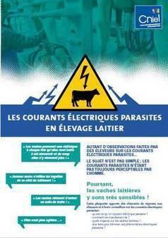 Courants parasites : de quoi parle-t-on ? que faire ? - Cniel | Graines de doc | Scoop.it