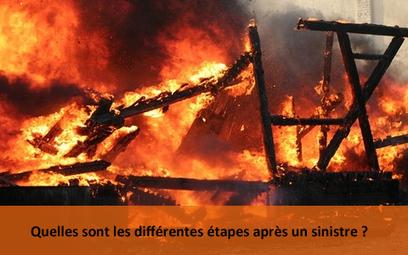 Quelles sont les différentes étapes après un sinistre ? | Expertise bâtiment | Scoop.it