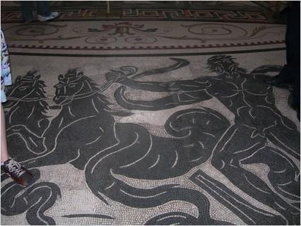Beautiful Roman floor mosaic | RedGage | mosaics | Scoop.it
