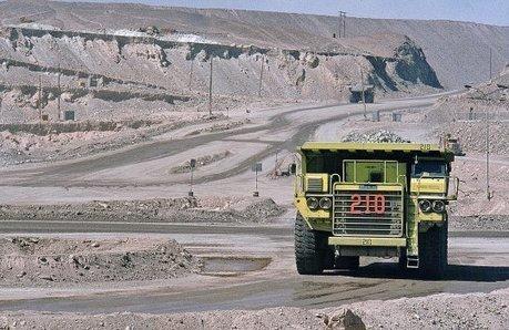 Quand l'industrie minière assèche les fleuves et désertifie les villes | Zones humides - Ramsar - Océans | Scoop.it