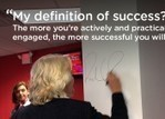 My definition of success | coaching | Scoop.it