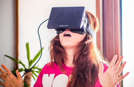 How to build a virtual reality system – in your living room - The Conversation | virtualworlds | Scoop.it