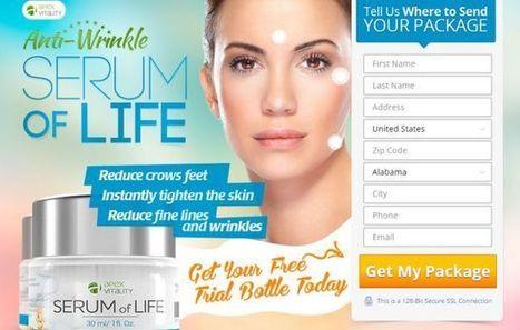 Serum Of Life Special | Supplements Tip | Scoop.it
